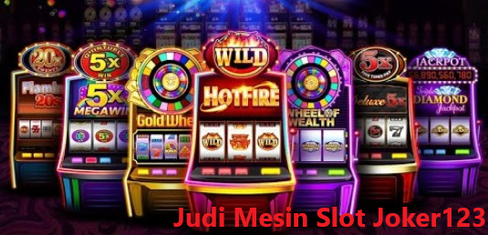 Website Judi Slot Joker